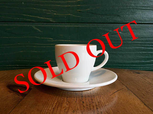 SOLD OUT T-20 ホワイト C&S(190cc・美濃焼)
