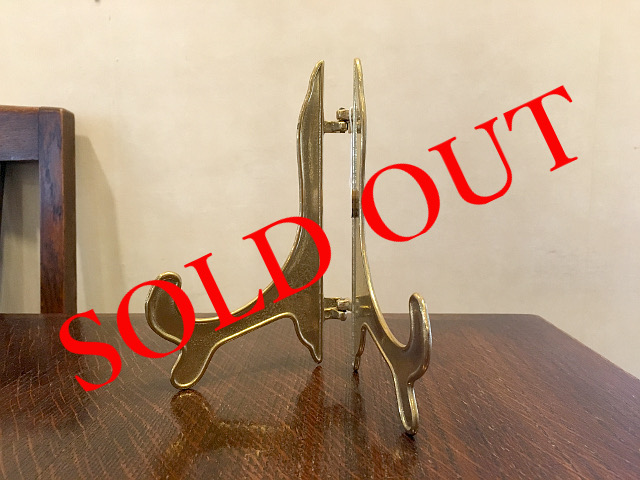 SOLD OUT 真鍮 スタンド L br14