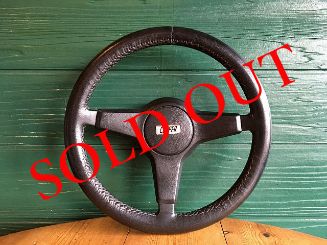 SOLD OUT 〔中古〕MINI COOPER 純正ステアリング A1751
