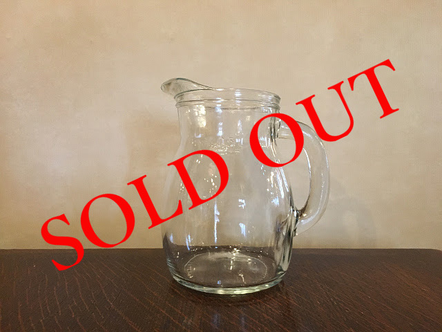 SOLD OUT g-27 ピッチャー(500ml)made in ITALY