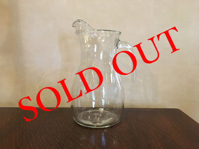 SOLD OUT g-28 ピッチャー(1500ml)made in ITALY