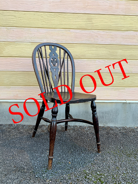 SOLD OUT アンティーク Kitchen chair 31014-2
