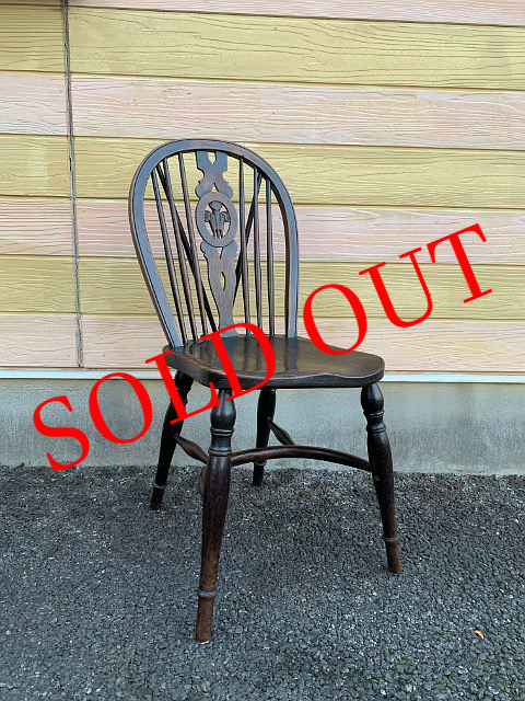SOLD OUT アンティーク Kitchen chair 31014-4