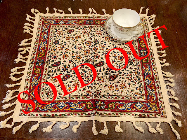 SOLD OUT Ps-2 Persian更紗(40×40cm)