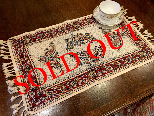 SOLD OUT Ps-3 Persian更紗(30×50cm)