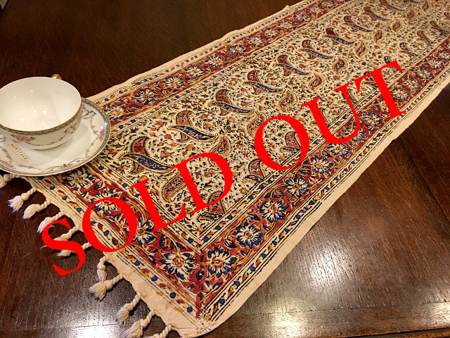 SOLD OUT Persian更紗(30×120cm)