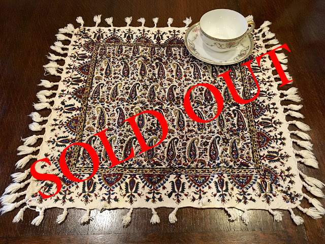 SOLD OUT Ps-12 Persian高級更紗(40×40cm)