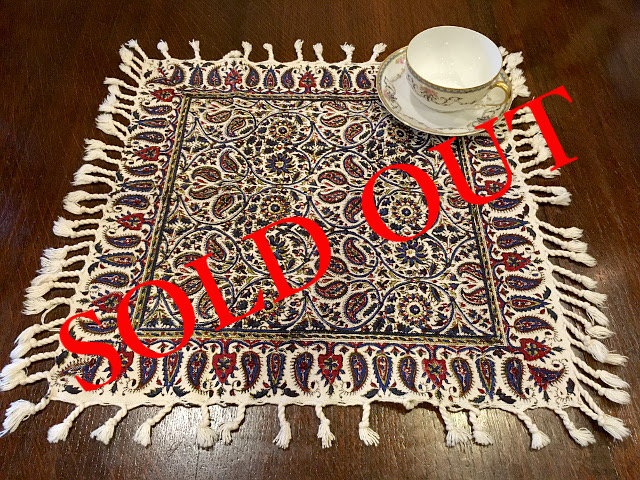 SOLD OUT Ps-11 Persian高級更紗(40×40cm)