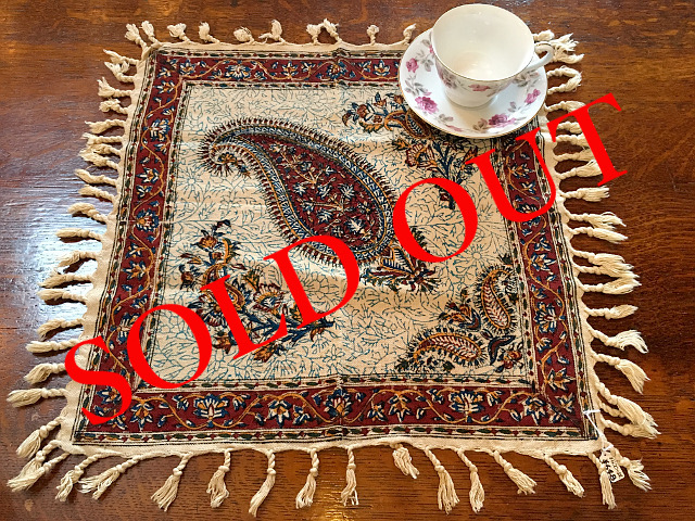 SOLD OUT Ps-14 Persian更紗(40×40cm)