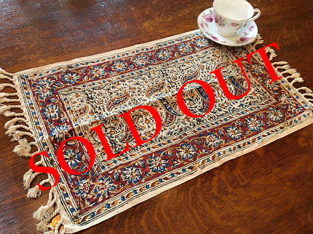 SOLD OUT Ps-17 Persian更紗(30×50cm)