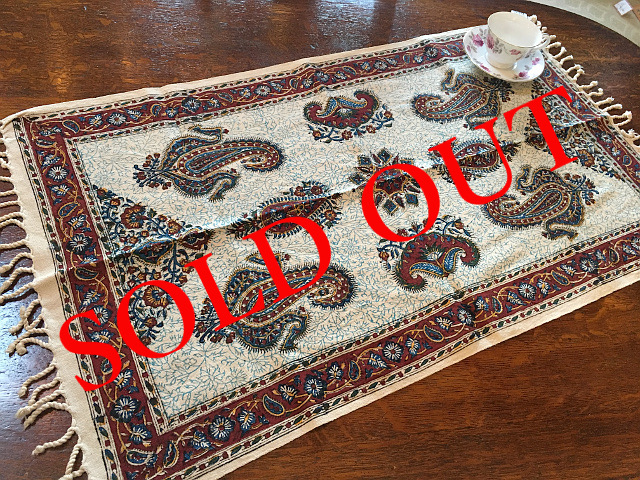 SOLD OUT Ps-18 Persian更紗(50×100cm)