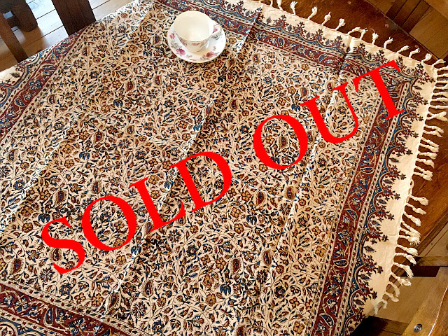 SOLD OUT Ps-20 Persian更紗(100×100cm)