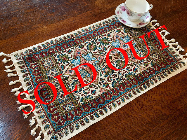 SOLD OUT Ps-23 Persian高級更紗(30×50cm)