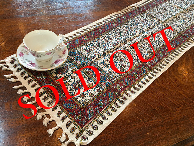 SOLD OUT Persian高級更紗(30×120cm)